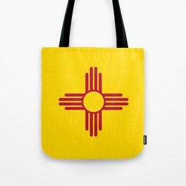 Flag of New Mexico - Authentic High Quality Image Tote Bag
