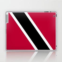 Trinidad and Tobago flag emblem Laptop & iPad Skin