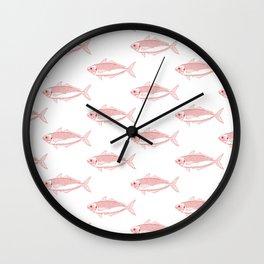 Azi flock Wall Clock