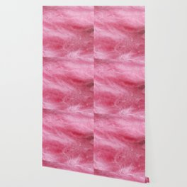 Pink Cotton Candy Wallpaper