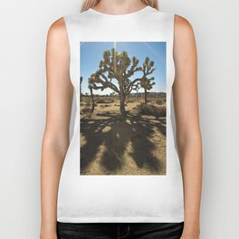 Joshua Tree Biker Tank