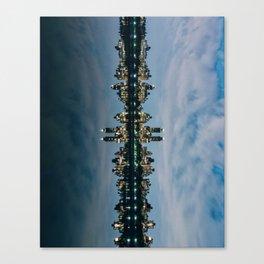 Central Park / 01 Canvas Print
