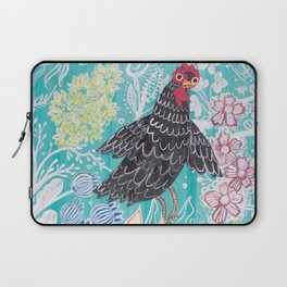 Elmer Finds a Field of Flowers Laptop Sleeve