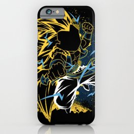 Gotenks iPhone Case