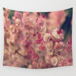 Rumex flower Wall Tapestry