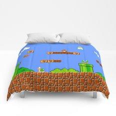 Mario Comforters