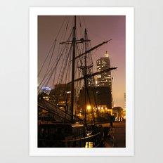 Pirates of Toronto Art Print