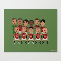 Manchester United 2013 (squad) Canvas Print