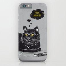 Chilling Cat Slim Case iPhone 6s