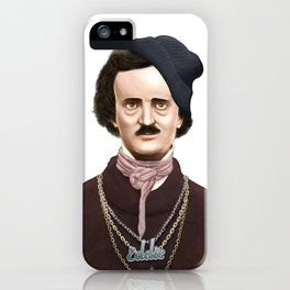 Eddie Poe iPhone Case