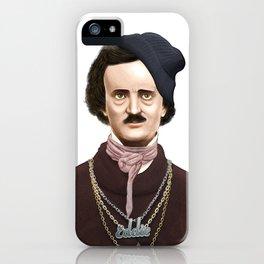 Eddie Poe iPhone Case