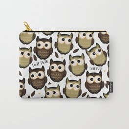 Twit twoo! Carry-All Pouch