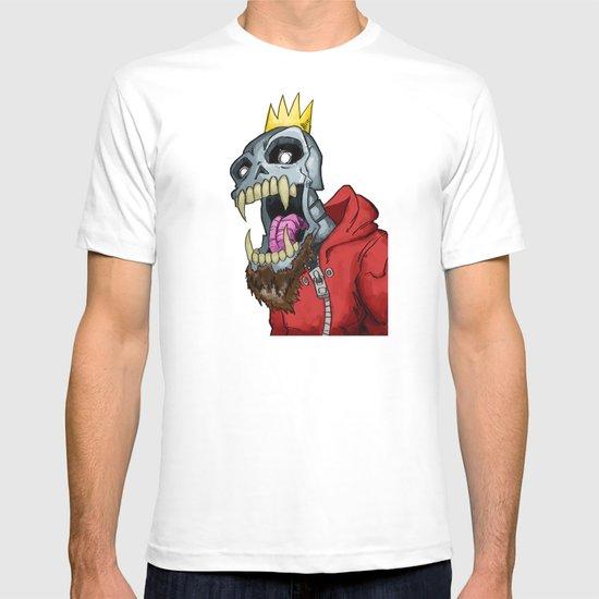 Jackhook Metal Skeleton T-shirt