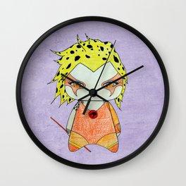 A Girl - Cheetara (Thundercats) Wall Clock