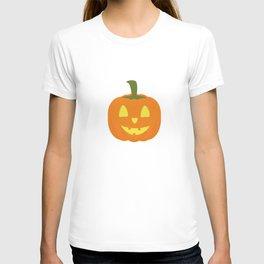 Classic light Halloween Pumpkin T-shirt