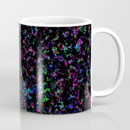 Black Light Color Spray Coffee Mug