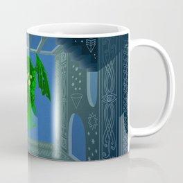 Cthulhu is rising Coffee Mug