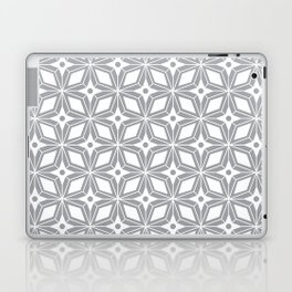 Starburst - Grey Laptop & iPad Skin