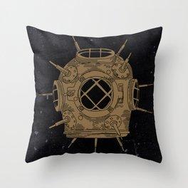 Dive Bomb. Throw Pillow