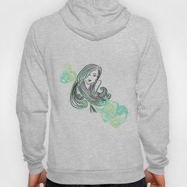 I dream of the sea Hoody