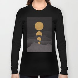 Rise of the golden moon Long Sleeve T-shirt