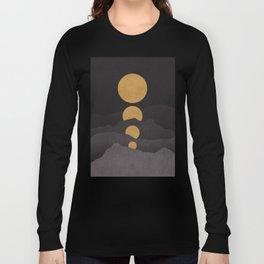 Rise of the golden moon Long Sleeve T-shirt