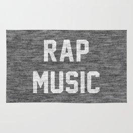 Rap Music Rug