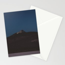 moody mountain in new hampshire Stationery Cards