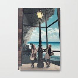 The 9 Islands - Barbican, UK Metal Print