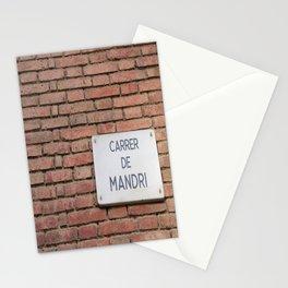 Mandri Stationery Cards