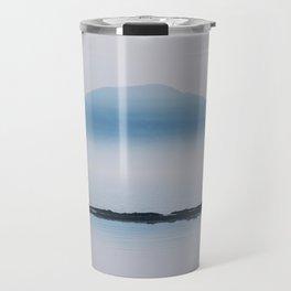 Blue Island Travel Mug