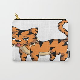 Tamale the Tiger Carry-All Pouch