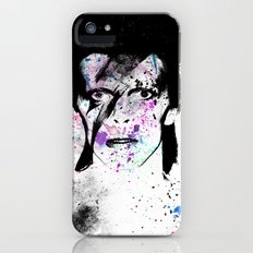 David Bowie-Watercolor Slim Case iPhone (5, 5s)