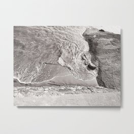 reliefs maritimes Metal Print