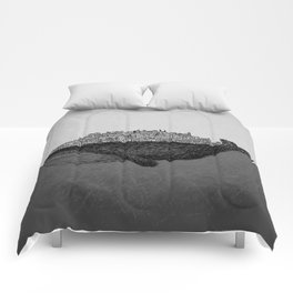 Whale City Comforters