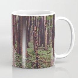 The Future Awaits, The Path Lies Before You Coffee Mug
