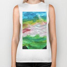 Valley of colors Biker Tank