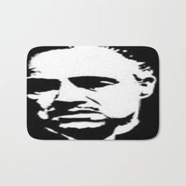 Vito Corleone Bath Mat