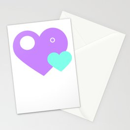 Hsiao House Heart Stationery Cards