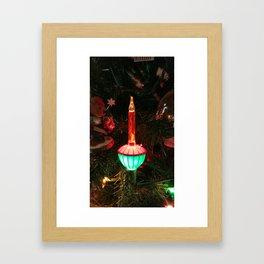 Christmas Cuteness Framed Art Print