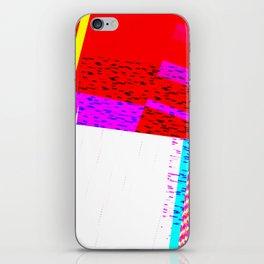 GLICTH_16 iPhone Skin
