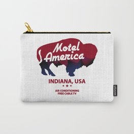 motel america Carry-All Pouch