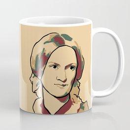 Charlotte Brontë Coffee Mug