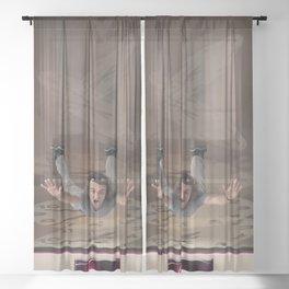 Timing Sheer Curtain
