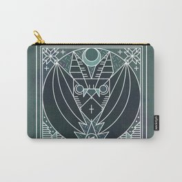 Bat from Transylvania Carry-All Pouch