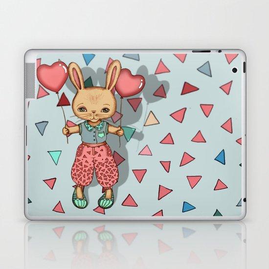 SomeBunny Loves You Laptop & iPad Skin