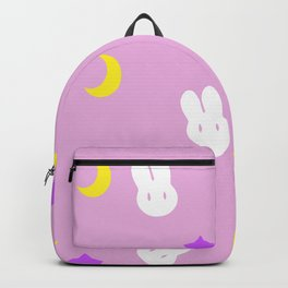 Usagi Print Backpack