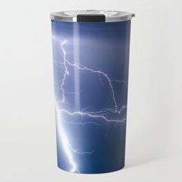 Lightning Strike Travel Mug