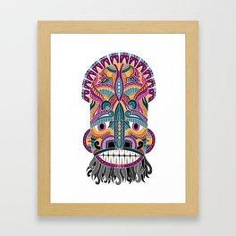 Dogon Framed Art Print