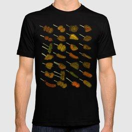 World of Japanese Kushikatsu Skewers T-shirt